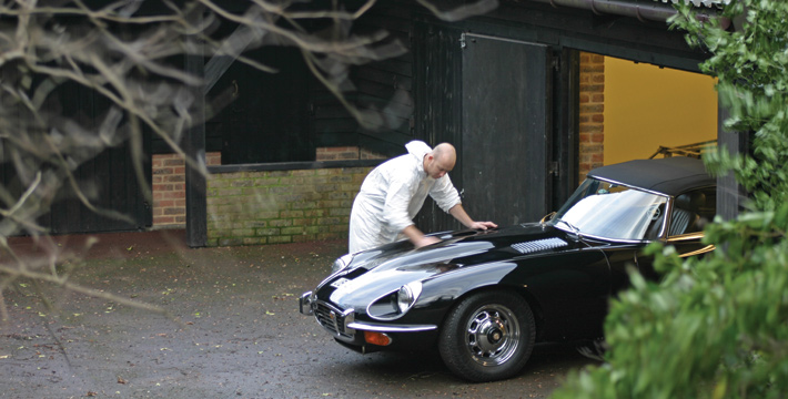 Eagle E-Type preparation