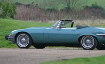 Jaguar Series 3 E-Type Roadster for Sale
