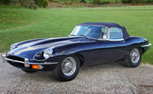 Jaguar Series 2 E-Type Roadster for Sale