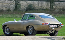 Jaguar Series 1 E-Type Coupe for Sale