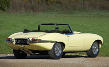 1966 E-Type Series 1 4.2 Roadster for sale