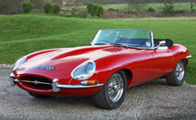 1966 E-Type Series 1 4.2 Roadster