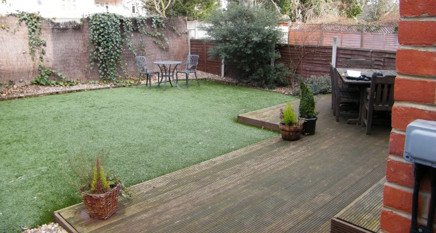 Our clients had been busy renovating their semi-detached, period property and now wanted to turn their attention to their small back garden to bring it up to the same high standards.