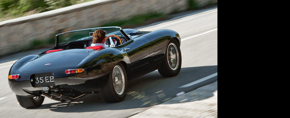 The Eagle Jaguar E-Type Speedster