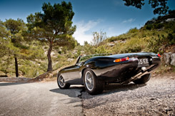 The Eagle Speedster in Southern France