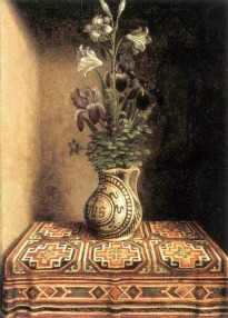 image of painting by Hans Memling