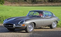 Jaguar E-Type 3.8 GT Coupe for sale from Eagle