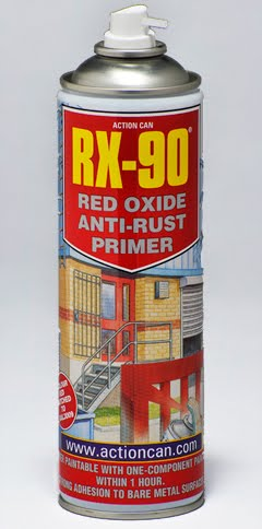 tr fastenings action can corrosion protection rx 90 red oxide anti rust primer spray. Black Bedroom Furniture Sets. Home Design Ideas