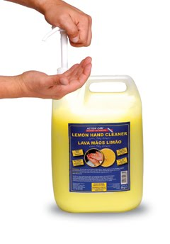 hand cleaner:
