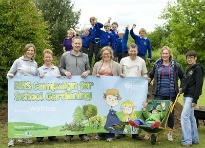 picture of Campaign for School Gardening