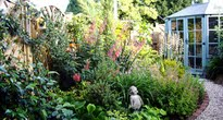 image of victorian cottage garden