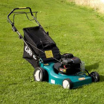 picture of a rotary lawnmower