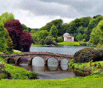 picture of Stourhead