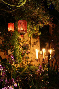 picture of candles and lanterns