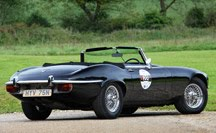 Jaguar E-Type Commemorative V12 Roadster for sale