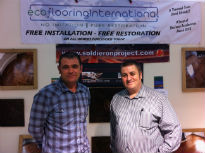 picture of partners of Eco-Flooring & Restoration