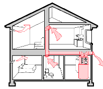 picture of heat pump diagram