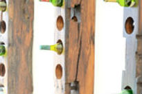picture of external wine rack