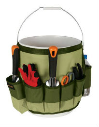 picture of garden bucket caddy