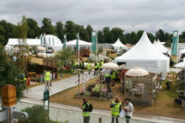 picture of Hampton Court Palace Garden Show