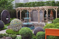 picture from Chelsea Flower Show