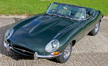 Jaguar Eagle E-Type S1 Roadster for sale