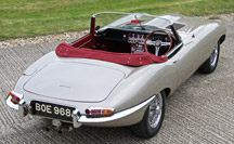 Jaguar E-Type 3.8 Roadster for sale from Eagle E-Types