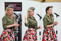 picture of WW2 singers at Malvern