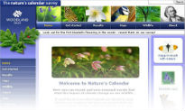 picture of Woodland Trust website
