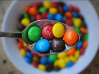 picture of m&ms