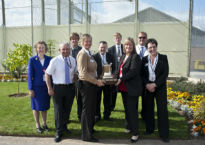 picture of staff at HM Prison Whatton