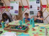 picture of Harlow Carr craft workshop