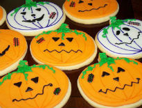 picture of Pumpkin Cookies