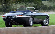 Eagle E-Type number 29, 4.7 litre SuperSport for sale from Eagle E-Types