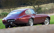 Jaguar E-Type Lightweight for Sale