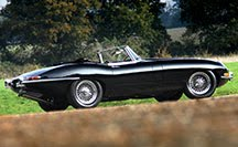 Fully restored Jaguar E-Type 3.8 roadster for sale from Eagle