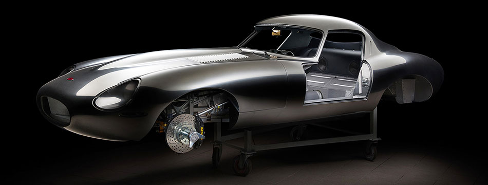 The Eagle E-Type Studio