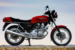 Proper Bikes offer an unmolested original UK Honda CBX1000Z from 1978