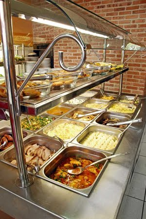 Stainless Steel For The Hot Food Display Cabinets Sector