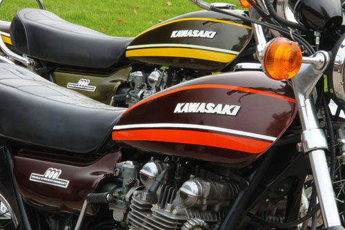 Standard Kawasaki Z1A in excellent un-restored condition for sale from properbikes