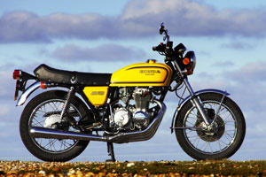 A stunning un-restored 1978 Honda CB400 Four for sale from Paul Brace at Proper Bikes in the UK