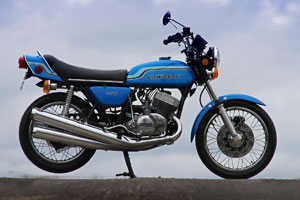 A low mileage Kawasaki H2 in excellent condition for sale from Proper Bikes Classic Motorcycles