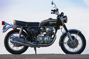 Unrestored and standard Honda CB750 K2 for sale in stunning original untouched condition