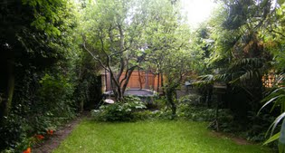 image of original garden in Fulham