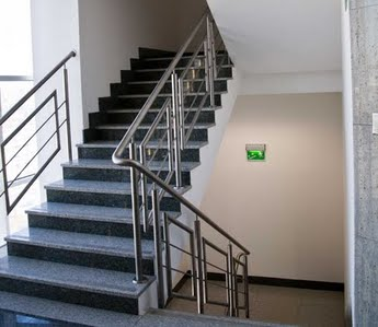 Hobbs U0026 Porter Manufacture Bespoke Stainless Steel 316 Grade Internal  Handrails For Use Throughout The UK.