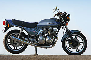 1981 Honda CB750FB for sale in stunning original un-restored condition from Paul Brace Proper Bikes UK