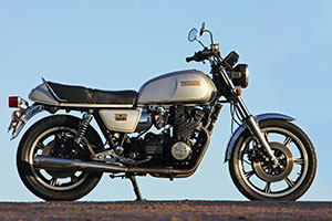 Yamaha XS1100 1978 for sale in superb un-restored condition and with just 4028 miles from new. Proper Bikes UK
