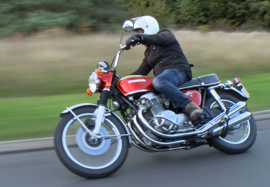 Mint condition Honda CB750 KO for sale in UK