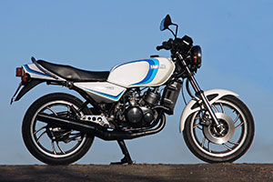Yamaha RD350LC unrestored, original and superb for sale from Proper Bikes in the UK