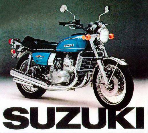 Restored Suzuki GT750 for sale. Probably the best available